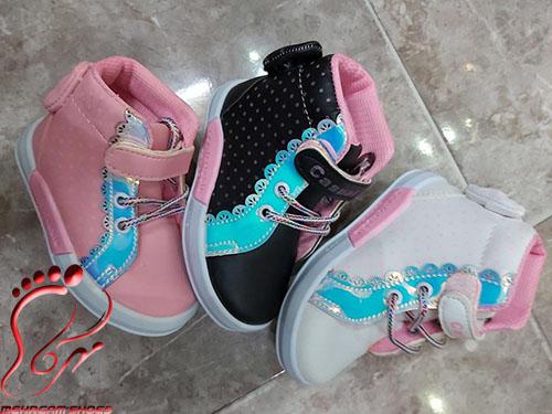 کفش اسپرت ساقدار هولوگرامی