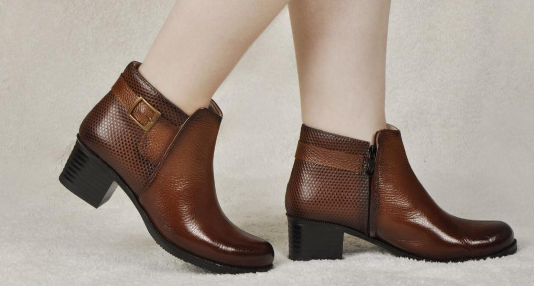 خرید عمده کفش زمستانی زنانه