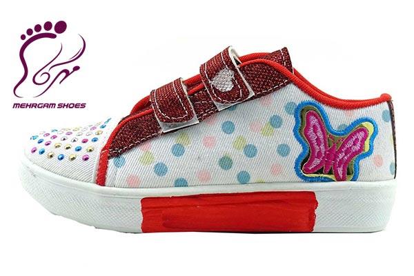 کانال تولیدی کفش بچه