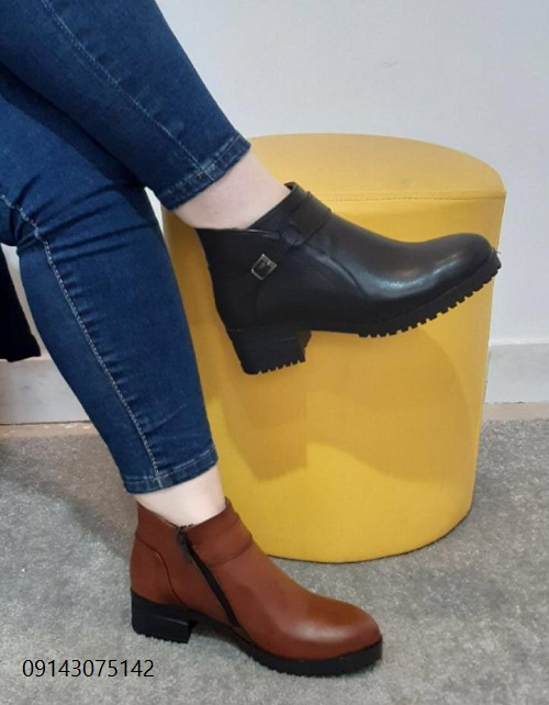 جدیدترین مدل های کفش زنانه زمستانی