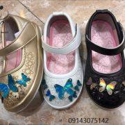 کفش هولوگرامی دخترانه